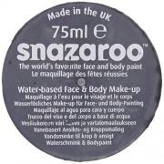 Snazaroo 75 ml Pot Body and Face Paint (Black)