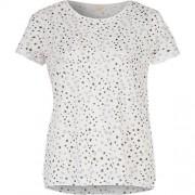 ESPRIT T-Shirt weiss Damen Gr. 44