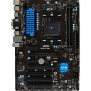 Placa de baza MSI A68H PC Mate AMD FM2+ mATX