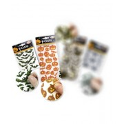 Stickere Halloween Glitter dovlecei-lilieci
