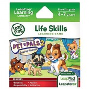 LeapFrog Pet Pals 2 Learning Game (works with LeapPad Tablets LeapsterGS and Leapster Explorer)