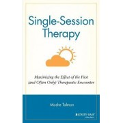 Single- Session Therapy by Moshe Talmon