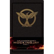 Hunger Games Mockingjay Ruled Journal by Insight Editions