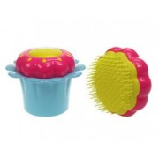Tangle Teezer Perie Par Kids Flowerpot Blue