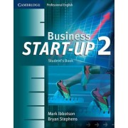 Business Start-Up 2 Student's Book by Mark Ibbotson