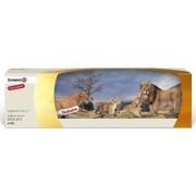 Schleich Scenery pack Leeuwenfamilie 41392