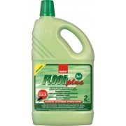 Detergent pentru pardoseli, curata, parfumeaza si respinge insectele, 2L, SANO FLOOR PLUS