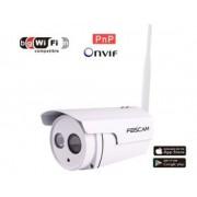 Foscam FI9803P (Plug&Play) Camera IP exterior HD 720p Wireless N