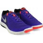 Nike FLEX EXPERIENCE RN 5 Running Shoes(Blue, Black, Silver)