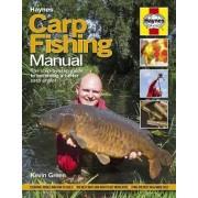Carp Fishing Manual by Kevin Green