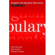 English Vocabulary Elements by Keith Denning