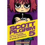 Scott Pilgrim Color: Scott Pilgrim Vs. the Universe Volume 5 by Bryan Lee O'Malley
