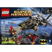 Lego Educational Toys Premium Kids Super Heroes Legos Set Creative Box With Minifigures For 6 Year Olds & Up