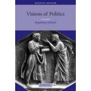 Visions of Politics: Regarding Method v. 1 by Quentin Skinner