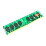 Transcend TS2GCQ4400 Memoria 2 GB DDR2, 240-pin DIMM, Nero