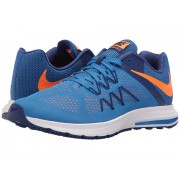 Nike Zoom Winflo 3 Fountain BlueDeep Royal BlueWhiteTotal Orange