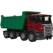 Bruder Scania R-Series Dump Truck