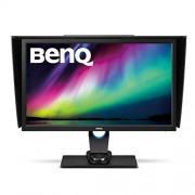 BenQ 27-inch IPS Quad High Definition LED Monitor (SW2700PT), Hardware Calibration, Adobe RGB, Color Management, QHD 2560x1440 Display