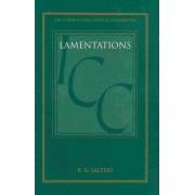 Lamentations (ICC) by R.B. Salters