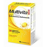 Multivitamix Multivitaminico Multiminerale - 30 Compresse Effervescenti
