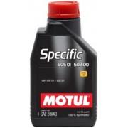 MOTUL Specific 505 01 502 00 505 00 5W40 1 litru