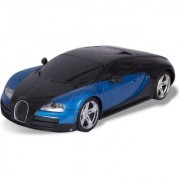 Bugati Remote Control (120) Rechargable Car with Head Light Limited Edition