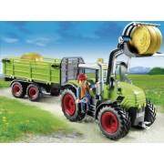 Tractor cu remorca, PLAYMOBIL Farm