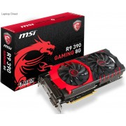 MSI AMD Radeon R9 390 8GB GDDR5 512-Bit Graphics Card