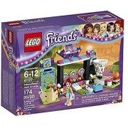 LEGO Friends 41126 Amusement Park Arcade Building Kit (174 Piece)