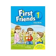 First Friends 1 - Class Book + Audio CD with songs chants and stories
