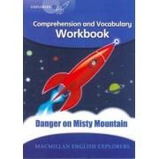 Explorers 6 Danger On Misty Mountain Workbook by Louis Fidge