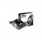Motherboard Asrock D1800M, C/Intel Dual Core J1800(2.41Ghz) ,Vga,Hdmi,Dvi-D,Son6Ch,Glan
