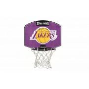 Minipanou de baschet Spalding L.A. Lakers