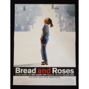 Bread And Roses (Affichette 40 X 53 Cm)