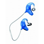 Denon AH-W150 Wireless Bluetooth Fitness Sports In-Ear Headphones Compatible with Apple, BlackBerry, HTC, Nokia, Samsung and Other Bluetooth Devices - Blue