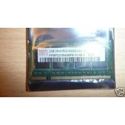 Hynix - 2 Go - SO DIMM 200 broches - DDR2 - PC2-5300 - 667 MHz