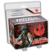 Star Wars Imperial Assault - Rebel Saboteurs Ally Pack