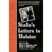 Stalin's Letters to Molotov by Joseph Stalin