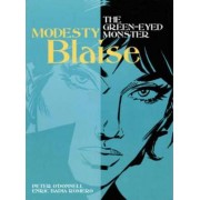 Modesty Blaise: Green-eyed Monster by Peter O'Donnell