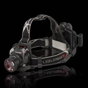 LED LENSER® H14R.2 Stirnlampe, grau schwarz