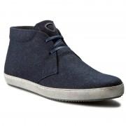 Обувки STRELLSON - Fox Mid Lace 4010001987 Dark Blue 402