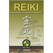 Decarli Johnny Reiki Manual Del Terapeuta Profesional (ebook)