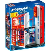 PLAYMOBIL® 5361 City Action - Feuerwehrstation mit Alarm