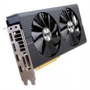 VGA Sapphire Nitro+ RX 480 4GB (256) aktiv D 2xH 2xDPO