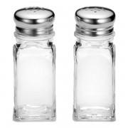 Salt- & Pepparkar Fyrkantiga
