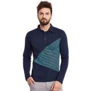 Hypernation Mix And Match Men's Polo Neck T-shirt
