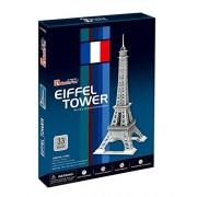 Cubicfun Frank Cubic Fun Eiffel Tower 3D Puzzle (C705H)