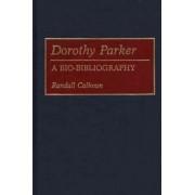 Dorothy Parker by Randall Calhoun