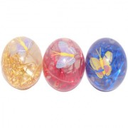 6th Dimensions Light up Meteor Ball Glitter Disco Magic Ball for Kids Pack of 3