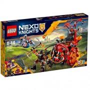 LEGO Nexo caballeros Jestros Mal móvil 70316 8 +